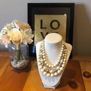 Kate Spade Parlour Pearls Necklace